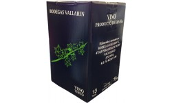 Vallarín Box barrica (5 litros)