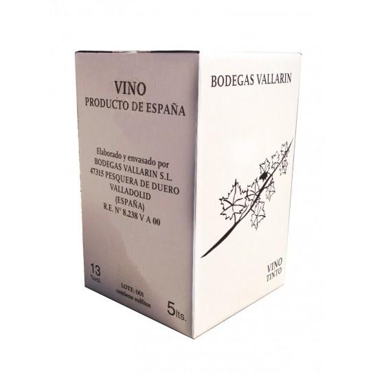 Vallarin box cosecha (15 litros)