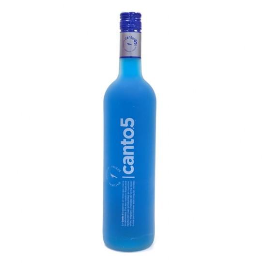 Canto 5 Frizzante Azul