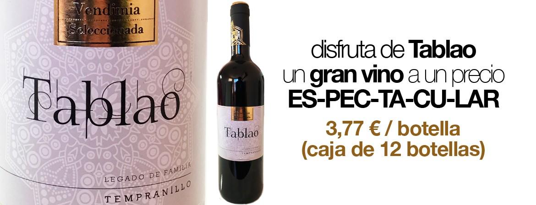 Un gran vino a un precio ES-PEC-TA-CU-LAR